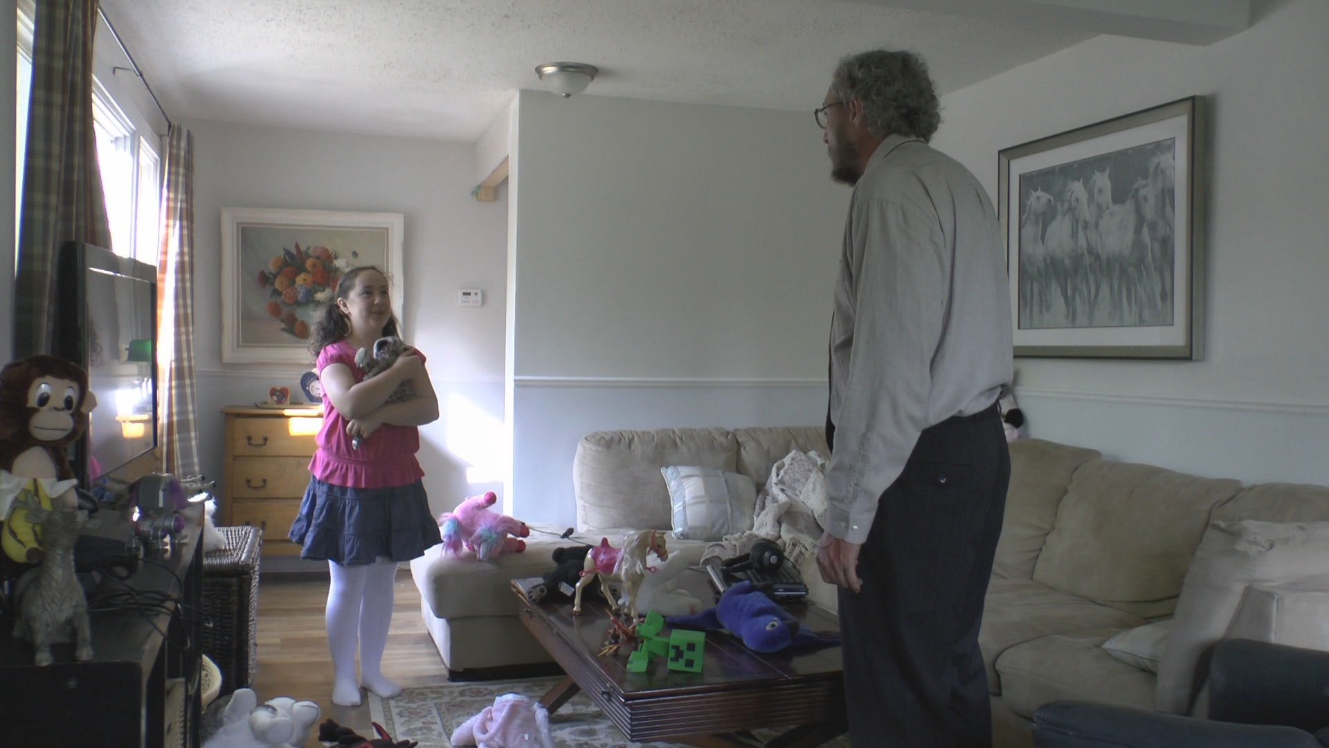 A father suddenly wants his daughter to either pay rent or move out... But is she ready at such a young age?