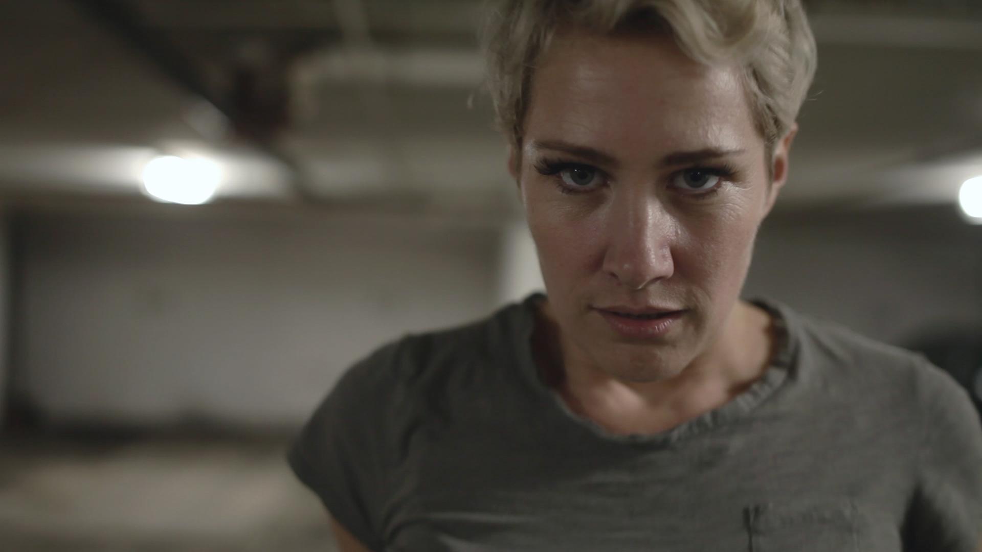 Vincent Valentino -Les Misérables  A woman fights for survival in a dystopian future.