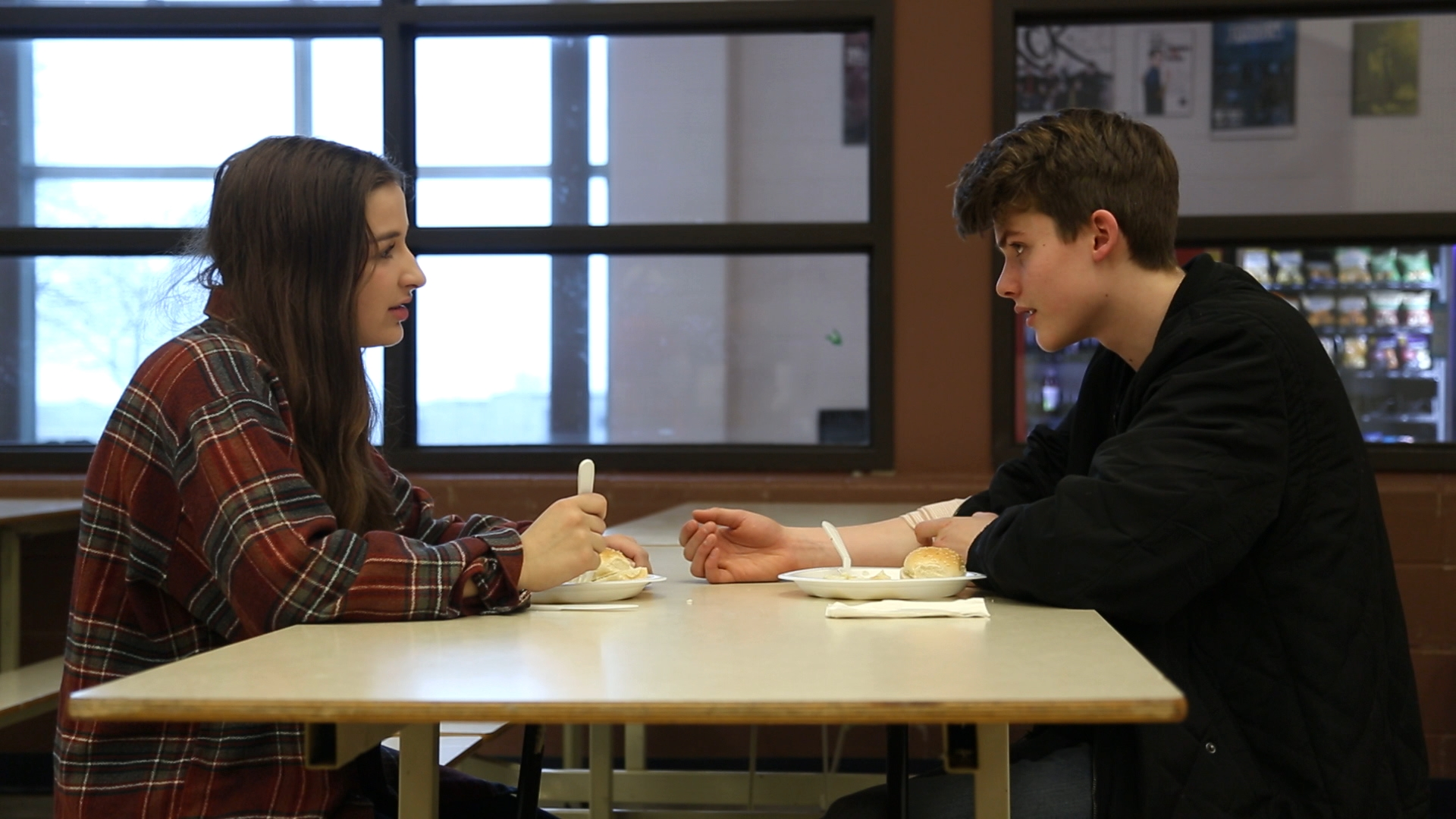 Christophe Boulianne &Vincent Neveu Jason & Margot   Two teenagers are in a rehab centre trying to cope with their addictions.