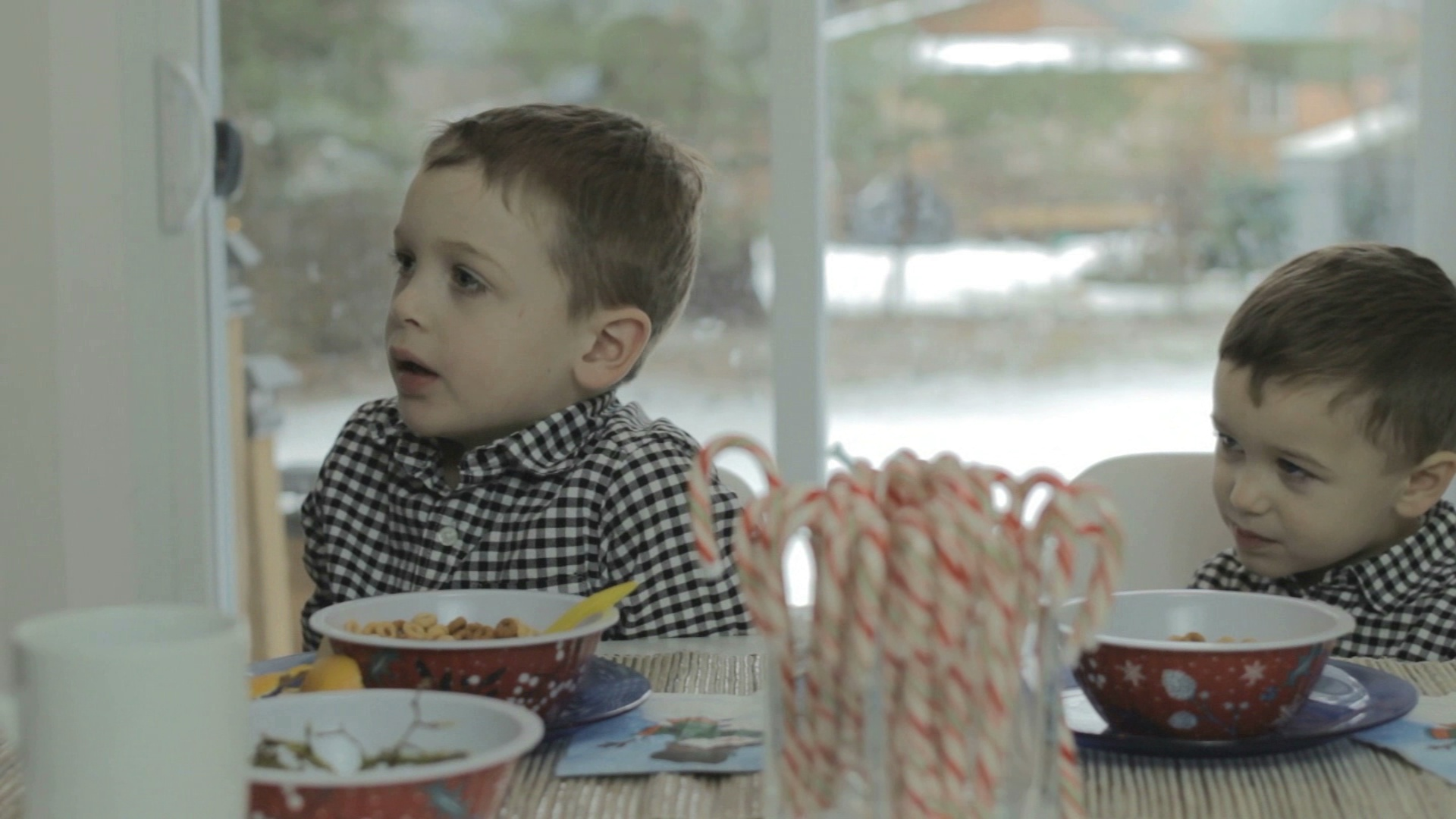 The Christmas List (7:00)  Michael DiSalvo  A recently widowed father honours Christmas traditions with his children.