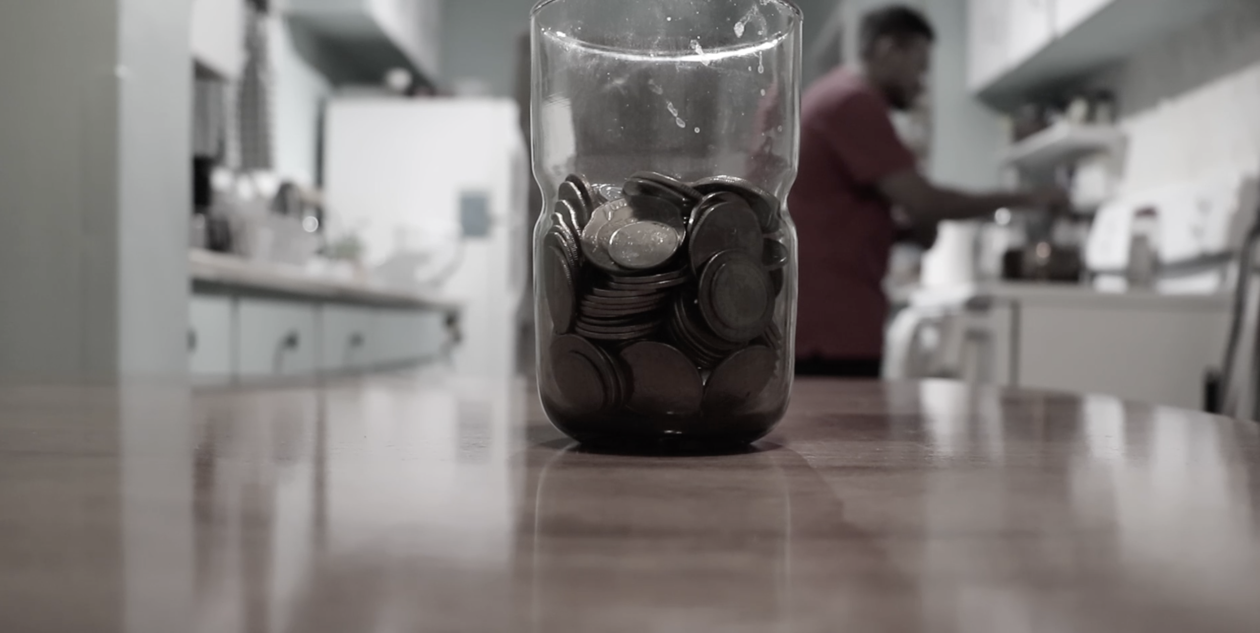 The Coin Jar (4:39)  Shadow Vasquez & Erin Florent  A couple moves into their new home and they experiences what life has to offer.
