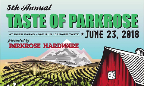 We're live at The Taste of Parkrose!  Bring the family to this fun and interactive event! There will be exciting attractions both new and familiar that await you at this staple event that invites you to bike, walk, and roll across Portland. In this case, community members are invited to glide along the scenic 9.5 mile double loop that takes a trip to the Willamette Boulevard and over to Peninsula Rose Garden, Columbia Annex, Arbor Lodge, Kenton, and McCoy Parks. While you are there, don't forget to enjoy a spot of good food, good laughs, and good music!