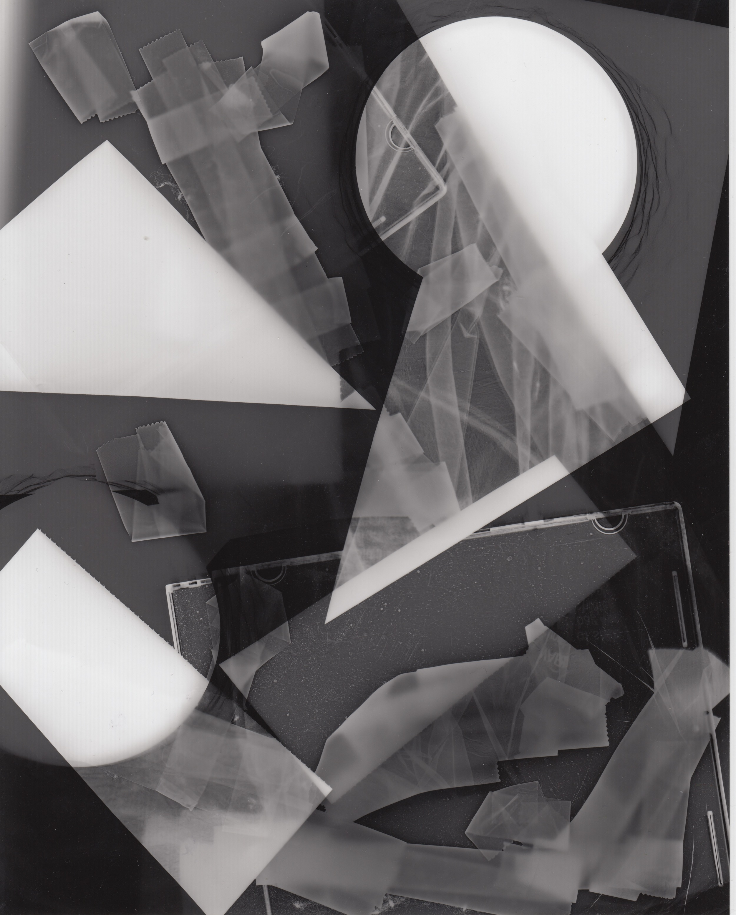 Object Collage - Photogram
