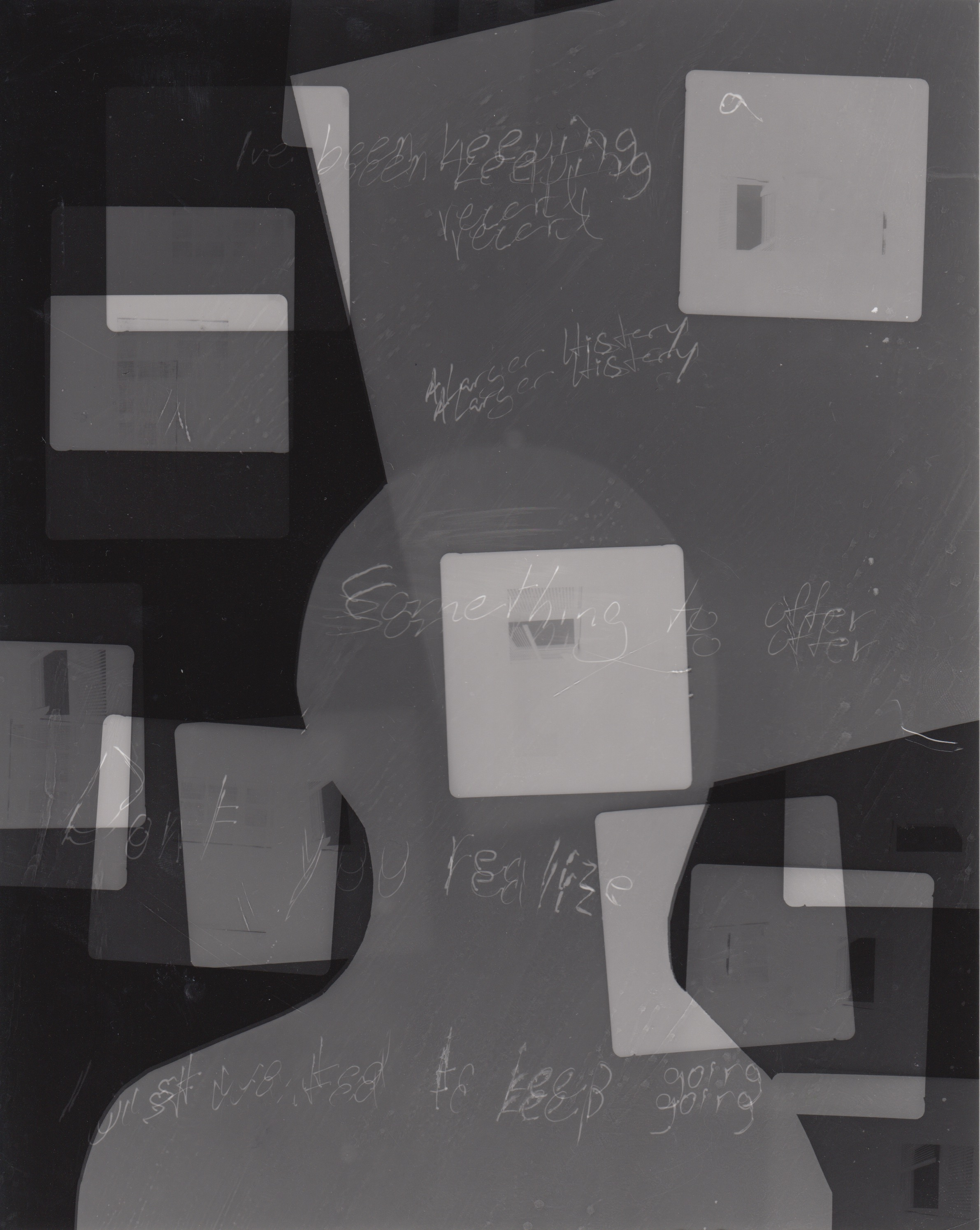I've been keeping a record (1.5) - Photogram