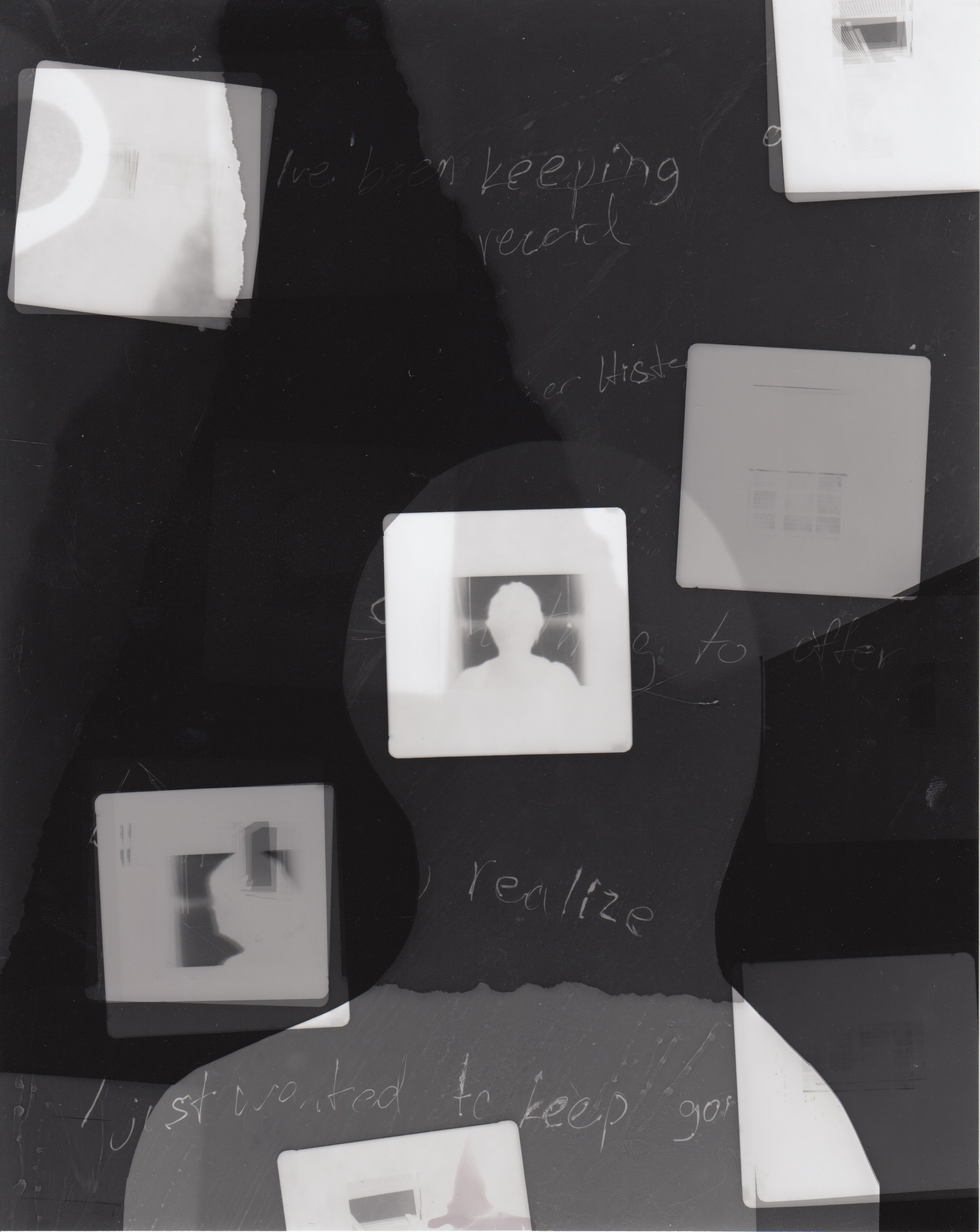 I've been keeping a record (1) - Photogram
