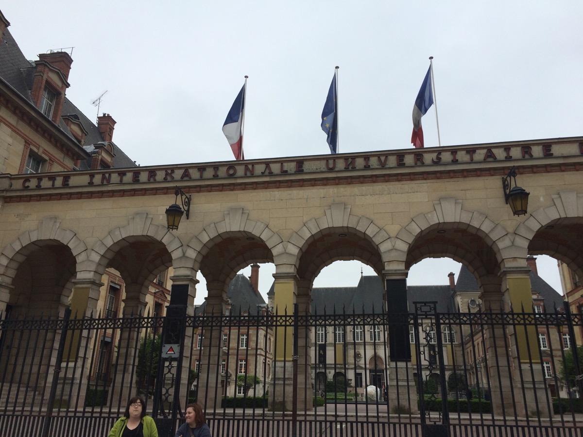 Cite international universitaire de paris