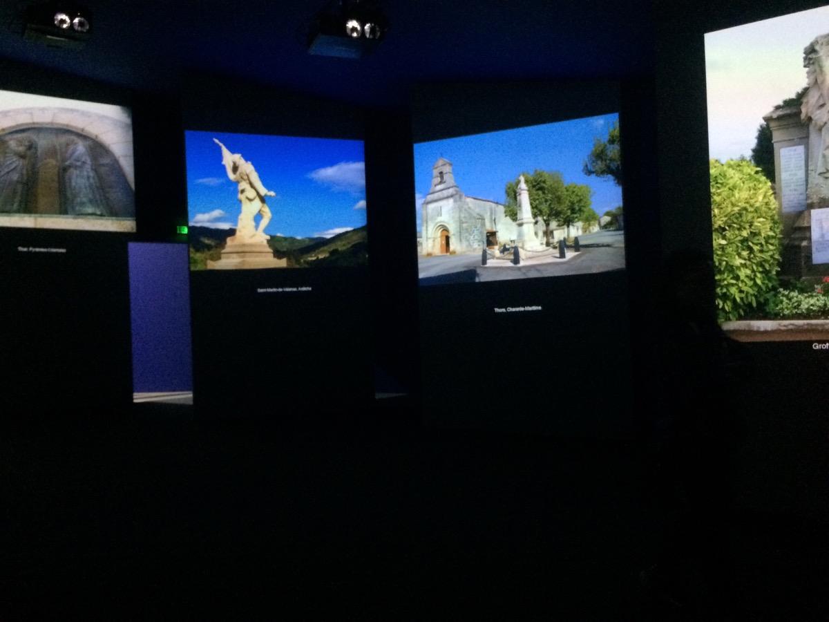 Part of the  War Memorial  series at the Pantheon