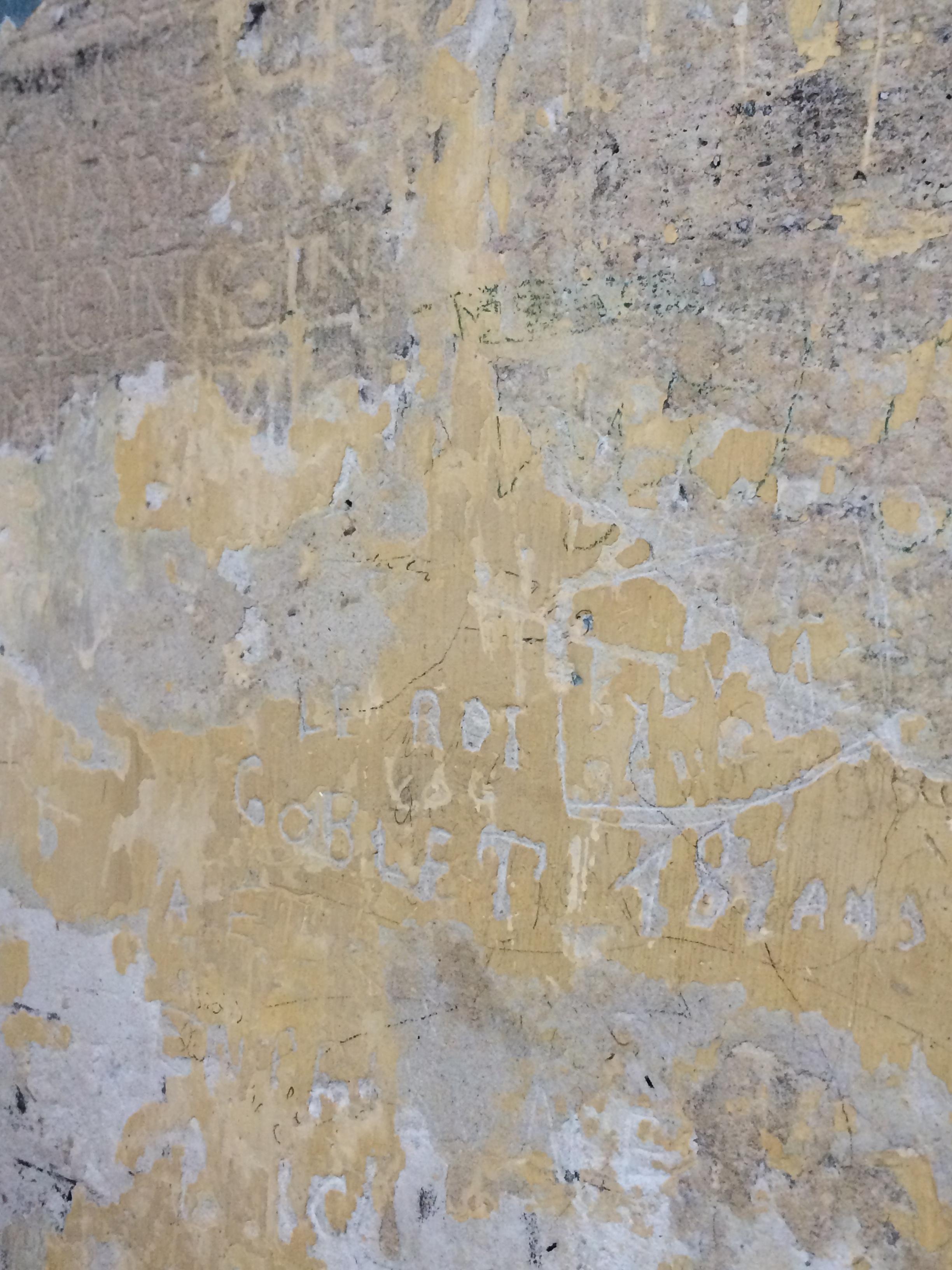 Prison Graffiti