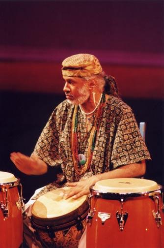 OSEIKU DANIEL DIAZ        Drummer