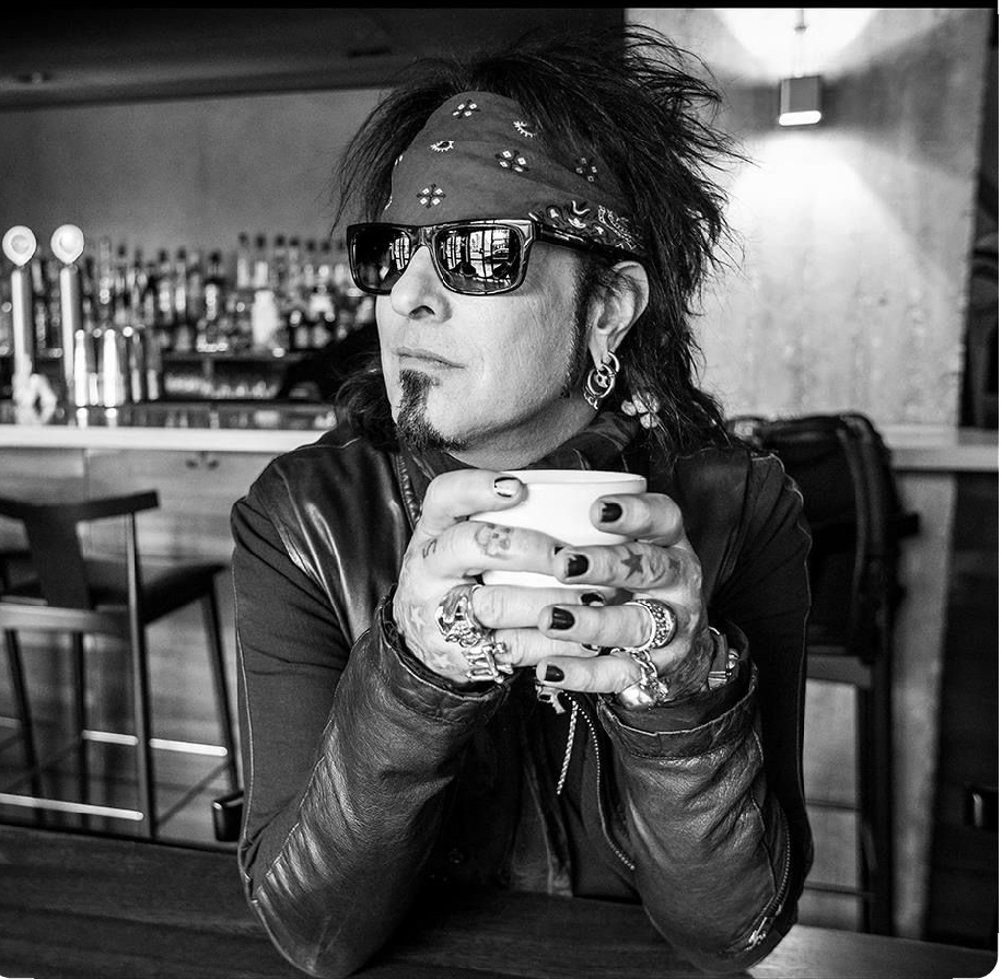 """Celebrities, Movie Stars and Rock Stars are losing their Mystique"" - Nikki Sixx"