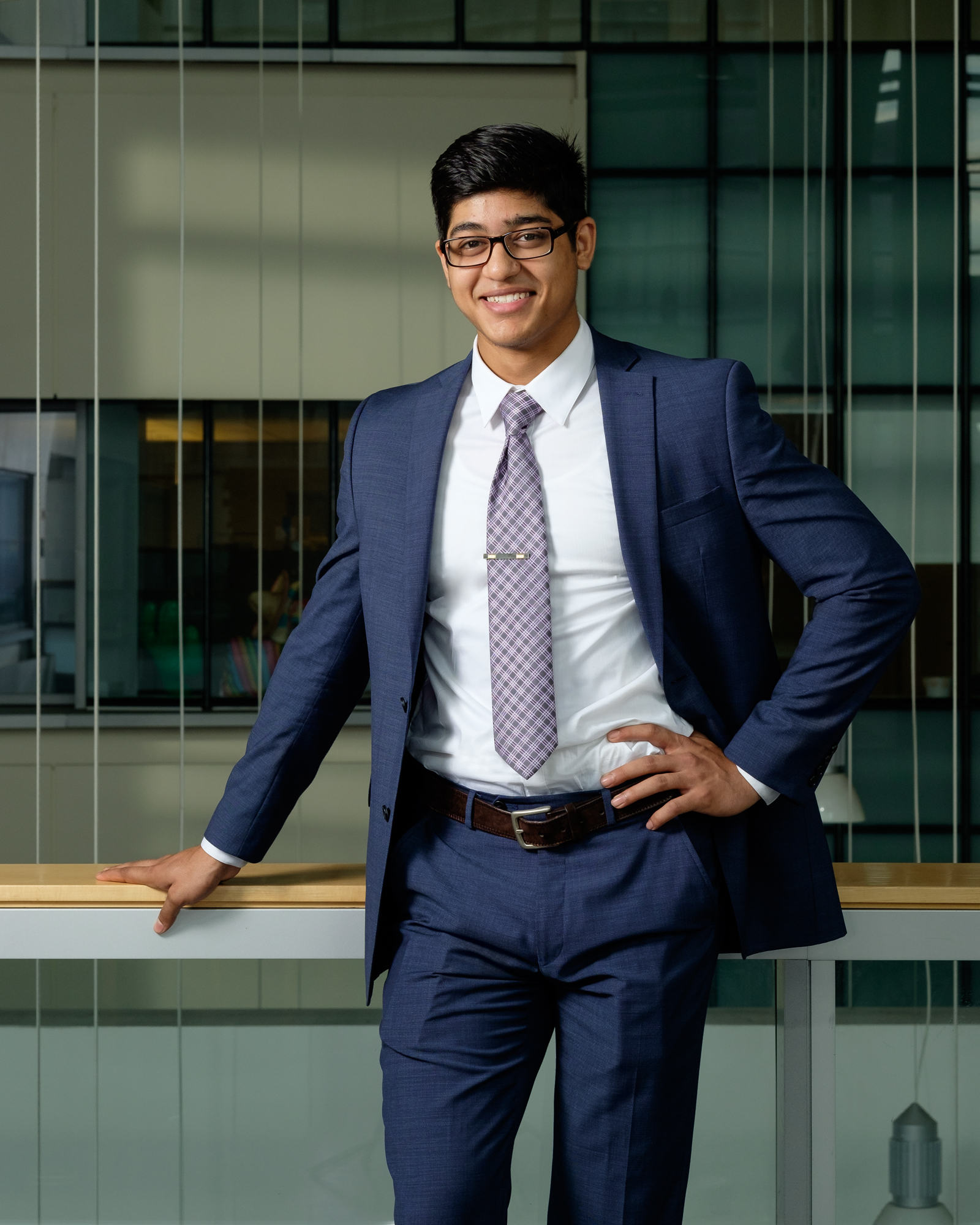 Uzair Khalil  Chair of Investment Banking  Intern at VC