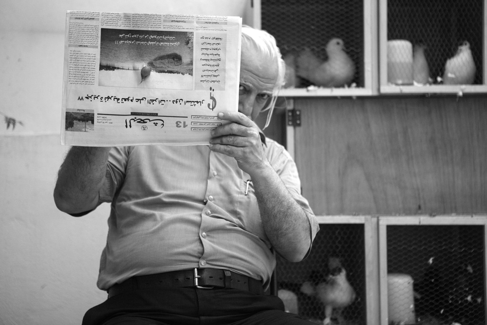 Yousef Abdelké,Artist,Damascus 18/7/2011  70x112 cm ed of 3+1AP Printed on Cotton Rag Fine Art Archival paper