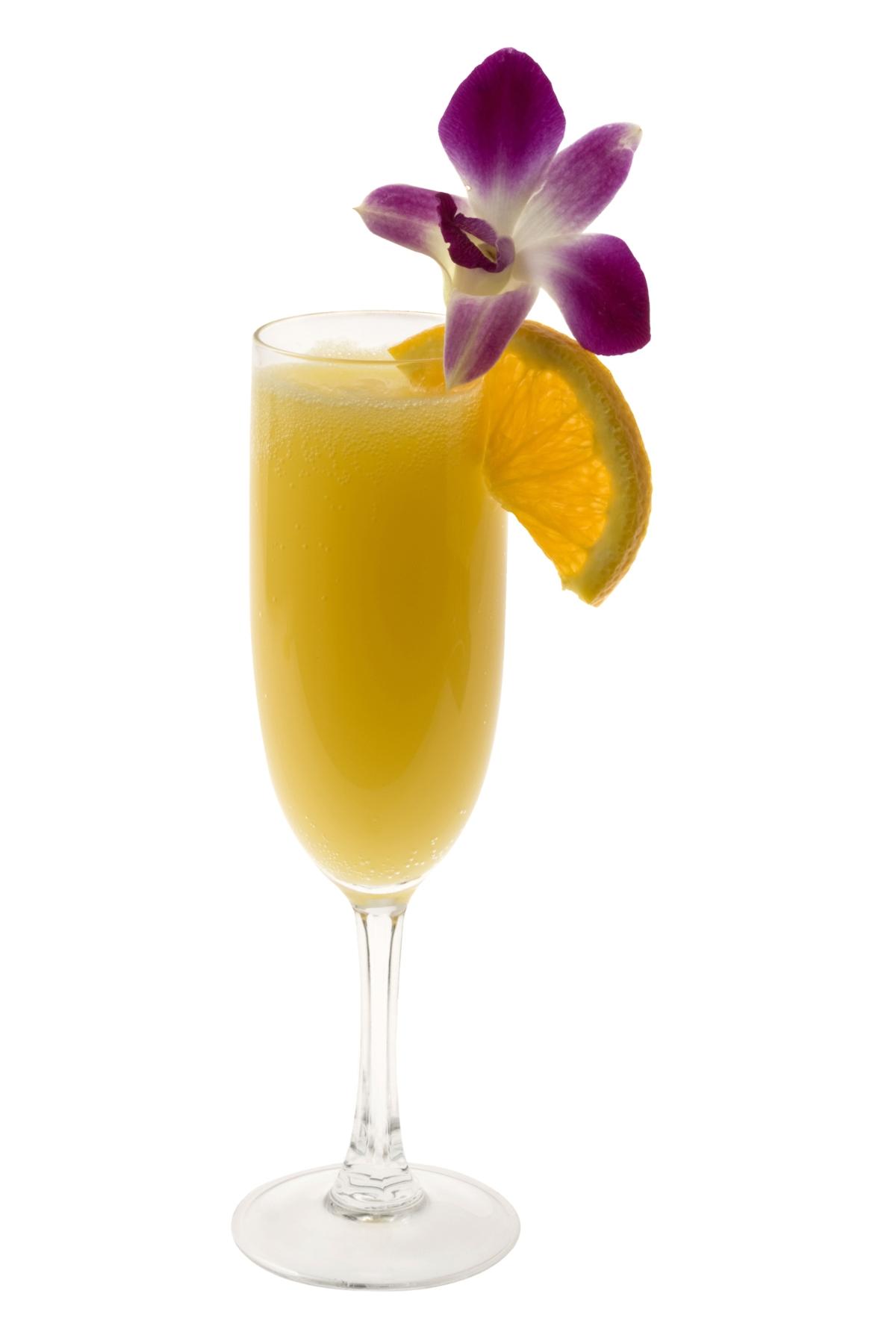 Mimosa - Sinaasappelsap 300 ml1 fles champagne