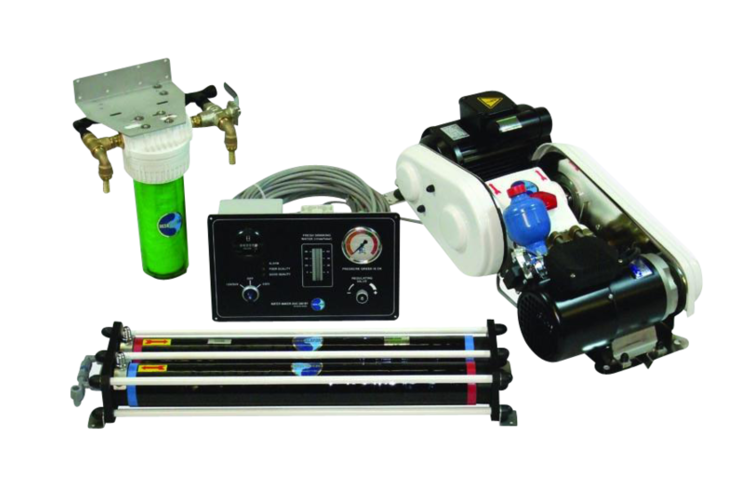 - Setting The StandardDessalator is the market leader when it comes to providing pure fresh water to sailing and power boats around the world. Consistent production of high quality water has made Dessalator the number one choice for long distance cruisers and for professional skippers where reliability is key.