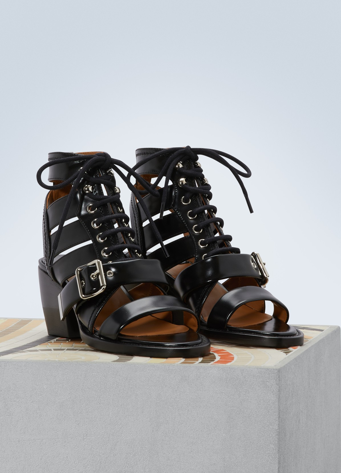 3. The 9-to-9 Hero. - These Chloé Runway shoes are cool and comfy from 9-to-9.