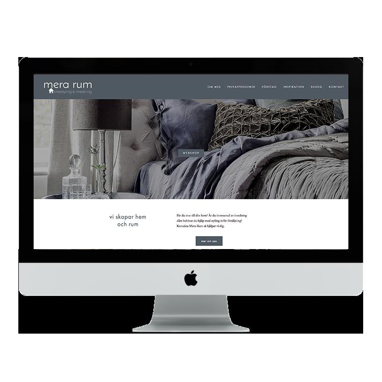 Mera Rum    brand & site design