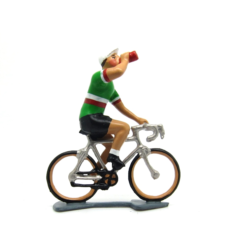 Italian Drinker Model Cyclist