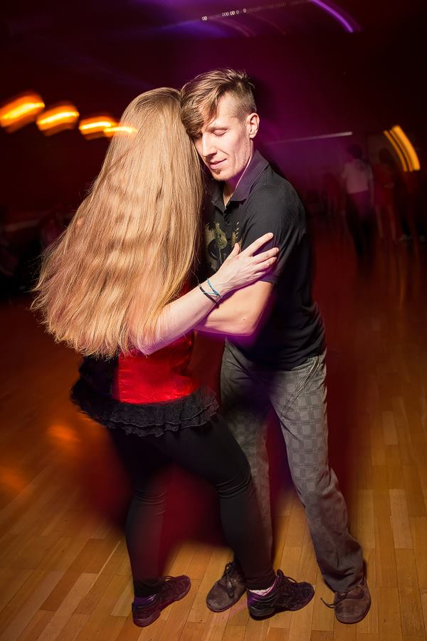 Dancing at the 2nd Mega Zouk and Samba Weekend  (c) Ipanema Zouk
