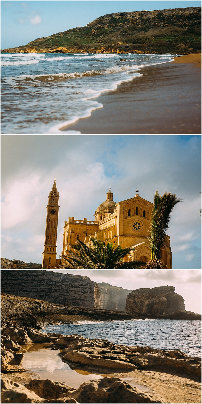 A few of the many sights of Gozo