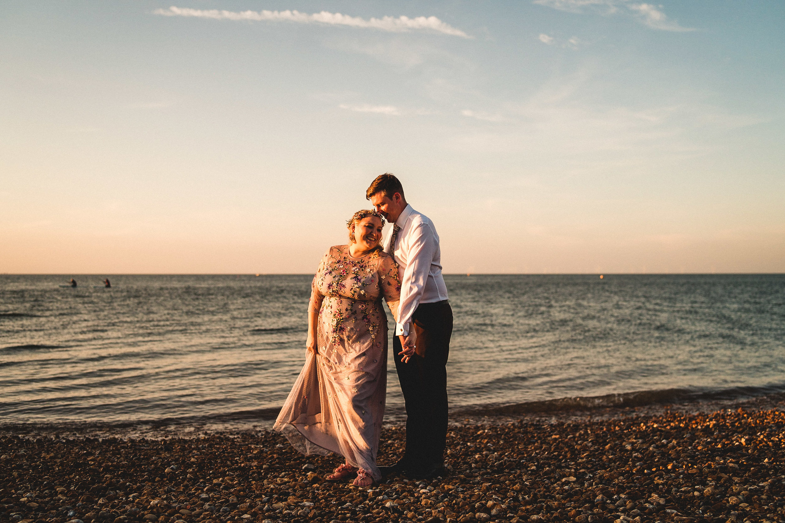 Louise & Ray -
