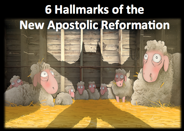 The Six Hallmarks of a NAR Church — Pirate Christian Media