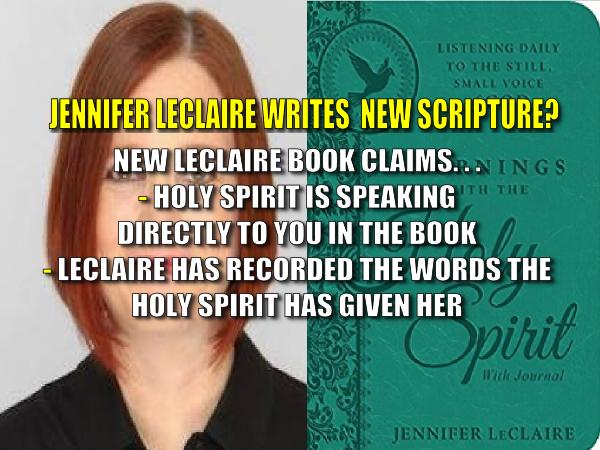 Jennifer LeClaire — Museum of Idolatry — Pirate Christian Media