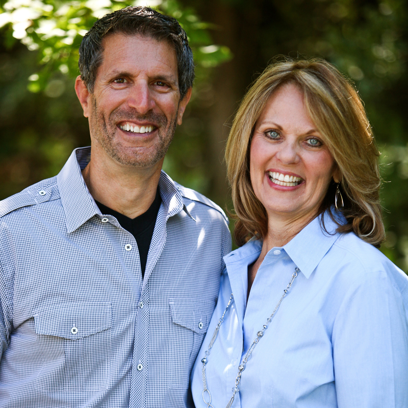 Gary and Cindy Panepinto. Gary is one of the Apostles that lead's Fire-Church (a church that Dr. Brown founded, attends and still preaches at)