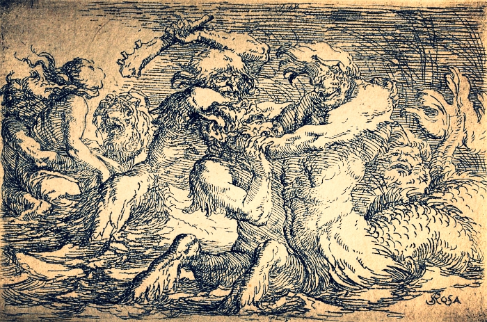 Sea_monsters_fighting._Etching_by_S._Rosa._Wellcome_V0036043.jpg