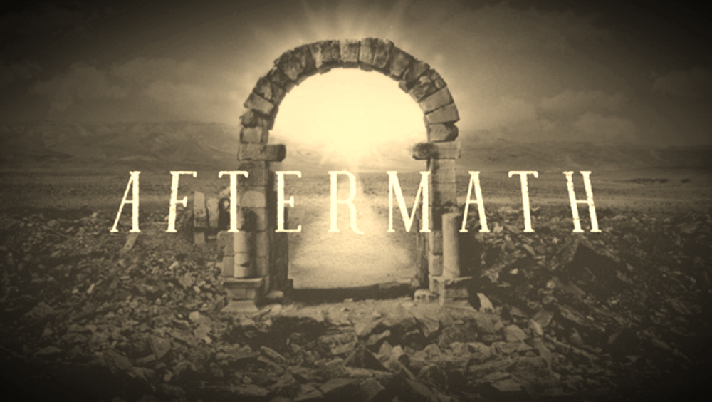 """(The """"aftermath"""" of this sermon series should be the complete rejection of Andy Stanley's heretical teaching)"""