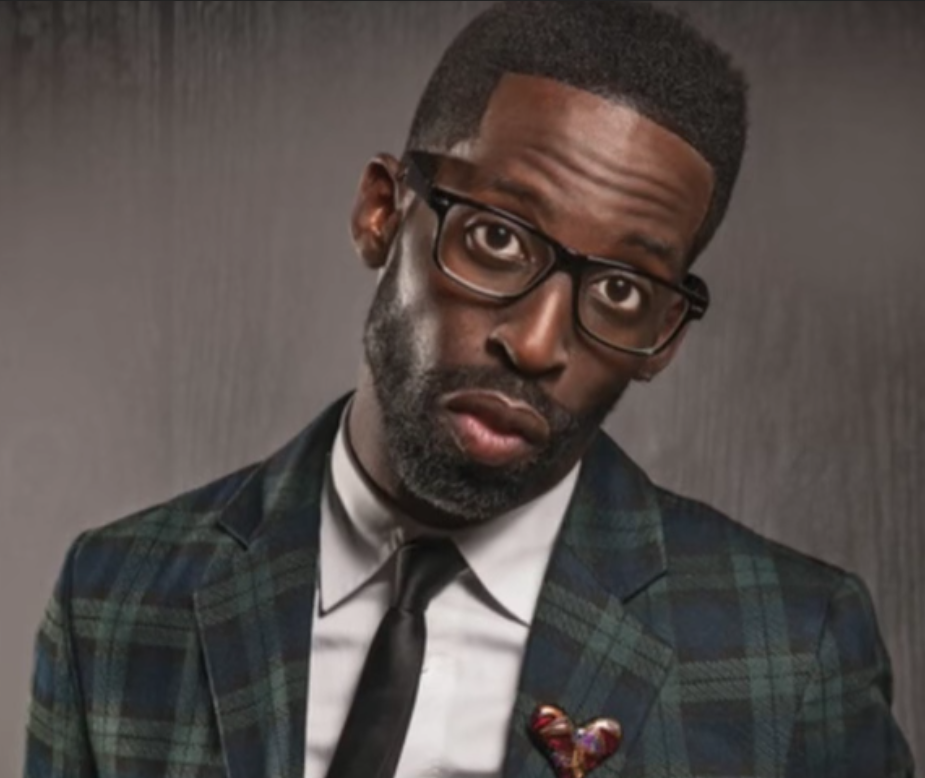 """Tye Tribbett (guest performer at """"Together 2018"""")"""