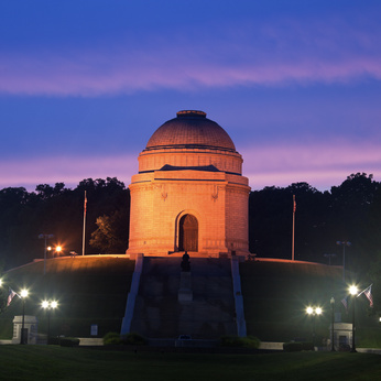 President William McKinley National Memorial