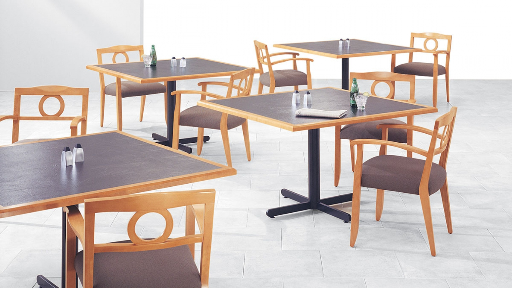 Break Room Chairs and Tables