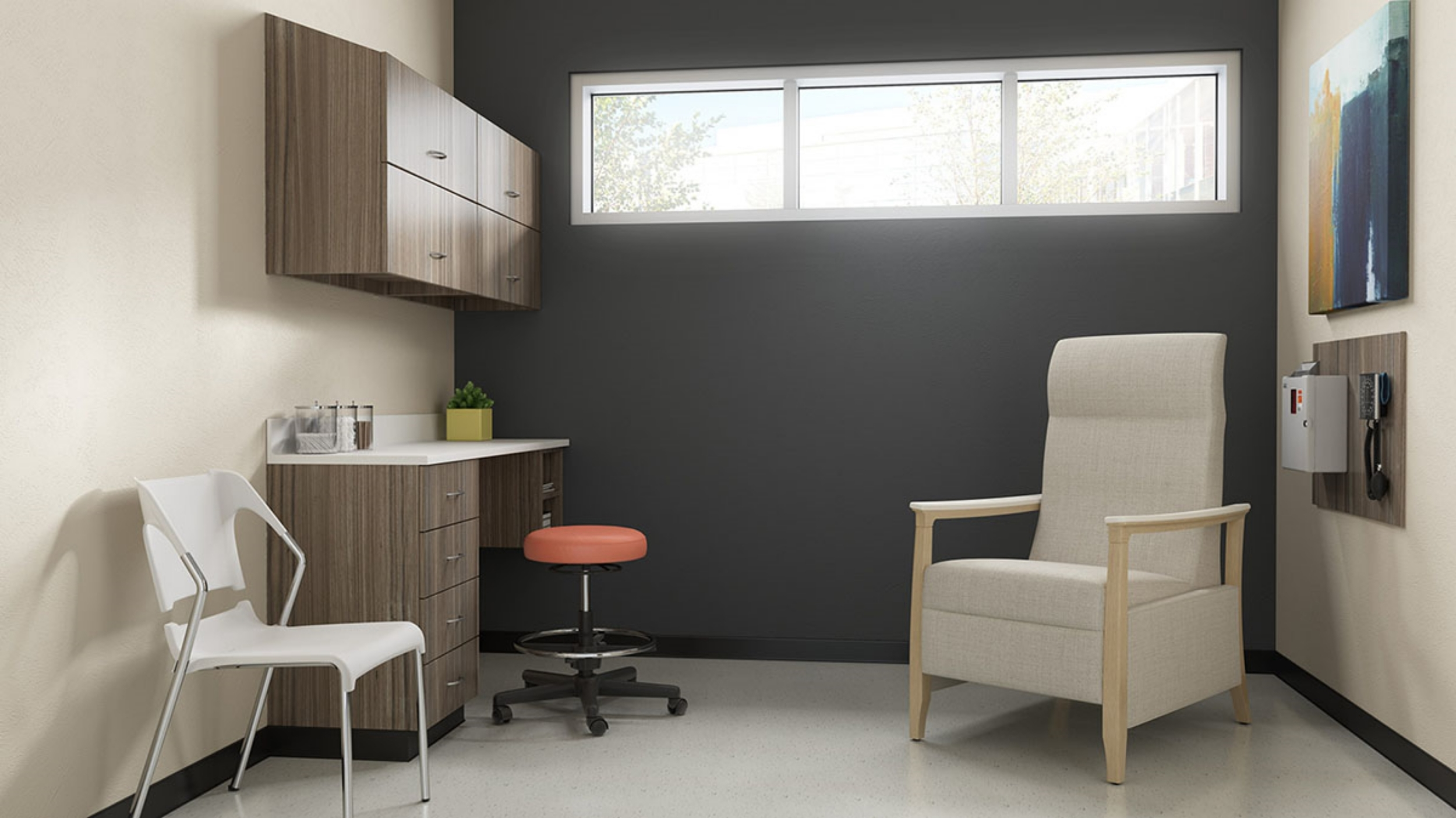 Specialty Healthcare Furnishings