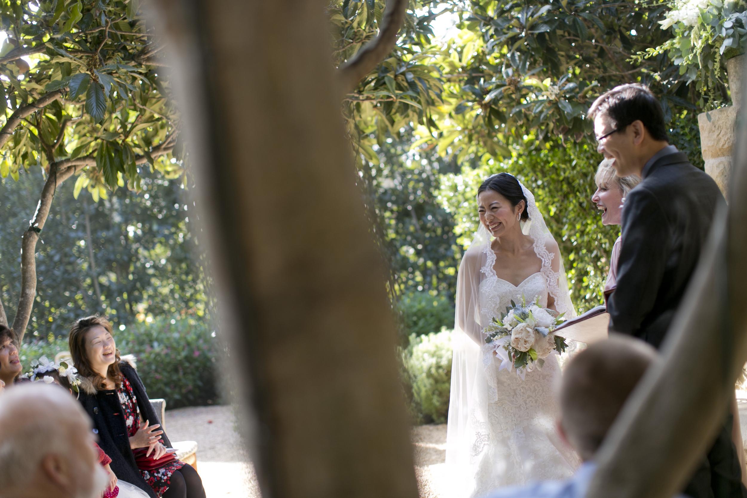Santa Barbara Wedding Officiant | Miriam Lindbeck | Non-Denominational Minister Serving Southern California