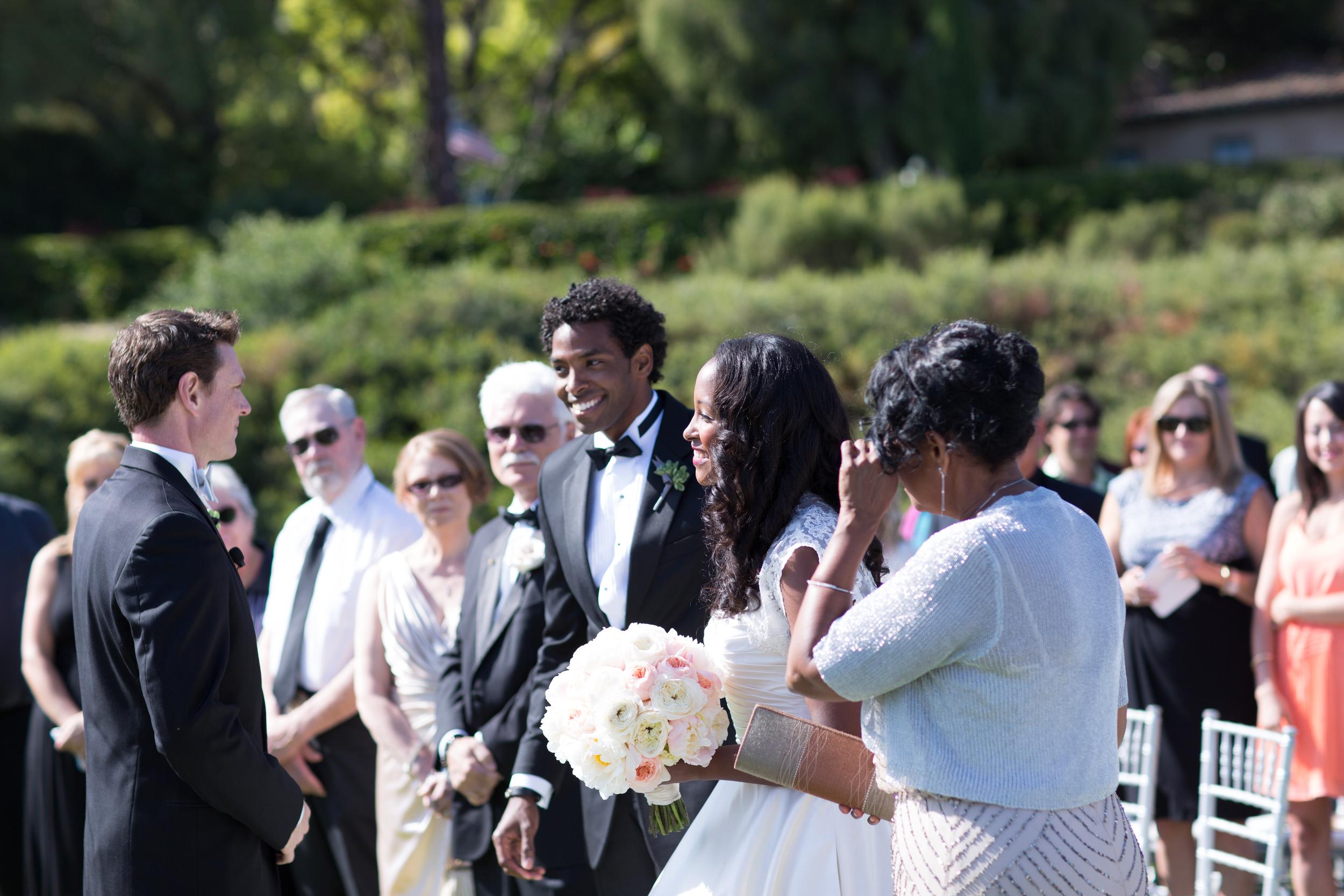 Santa Barbara Wedding Officiant Miriam Lindbeck | Non-Denominational Minister Serving Southern California