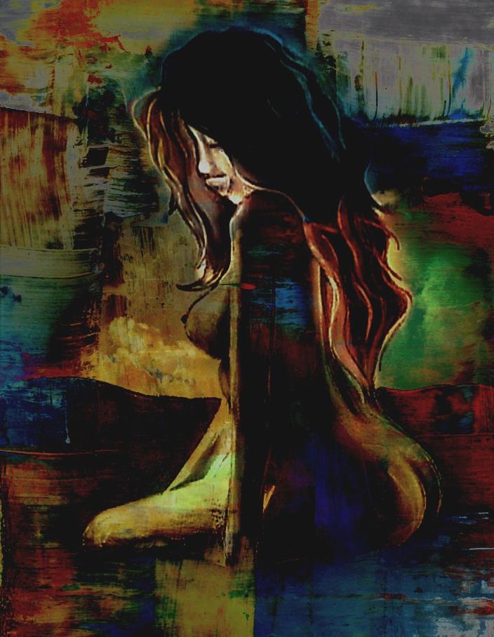 bespoke artwork pippa la doube achemical artist
