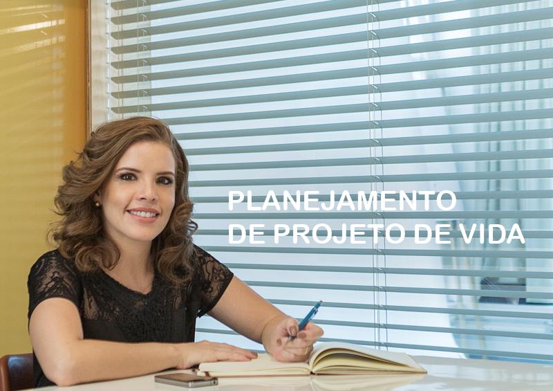 PLANEJAMENTO DE PROJETO DE VIDA   Foco nos resultados pessoais;Identificação e geração de clareza dos objetivos;Fortalecimento e desenvolvimento de competências; Planejamento de objetivos e metas;Plano de ação.