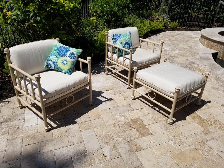 Highend Patio Furniture Refinishers In, Patio Furniture Naples