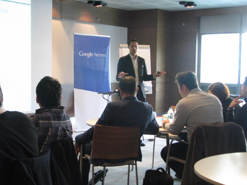 """Mustafa İÇİL """"Stratejik Planlama"""" (Google İş ortakları Eğitimi)"""