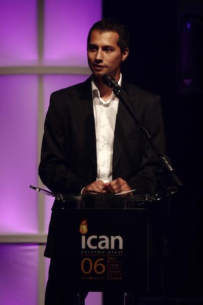 Mustafa İÇİL (Apple iCan Yarışması Ödül Töreni)