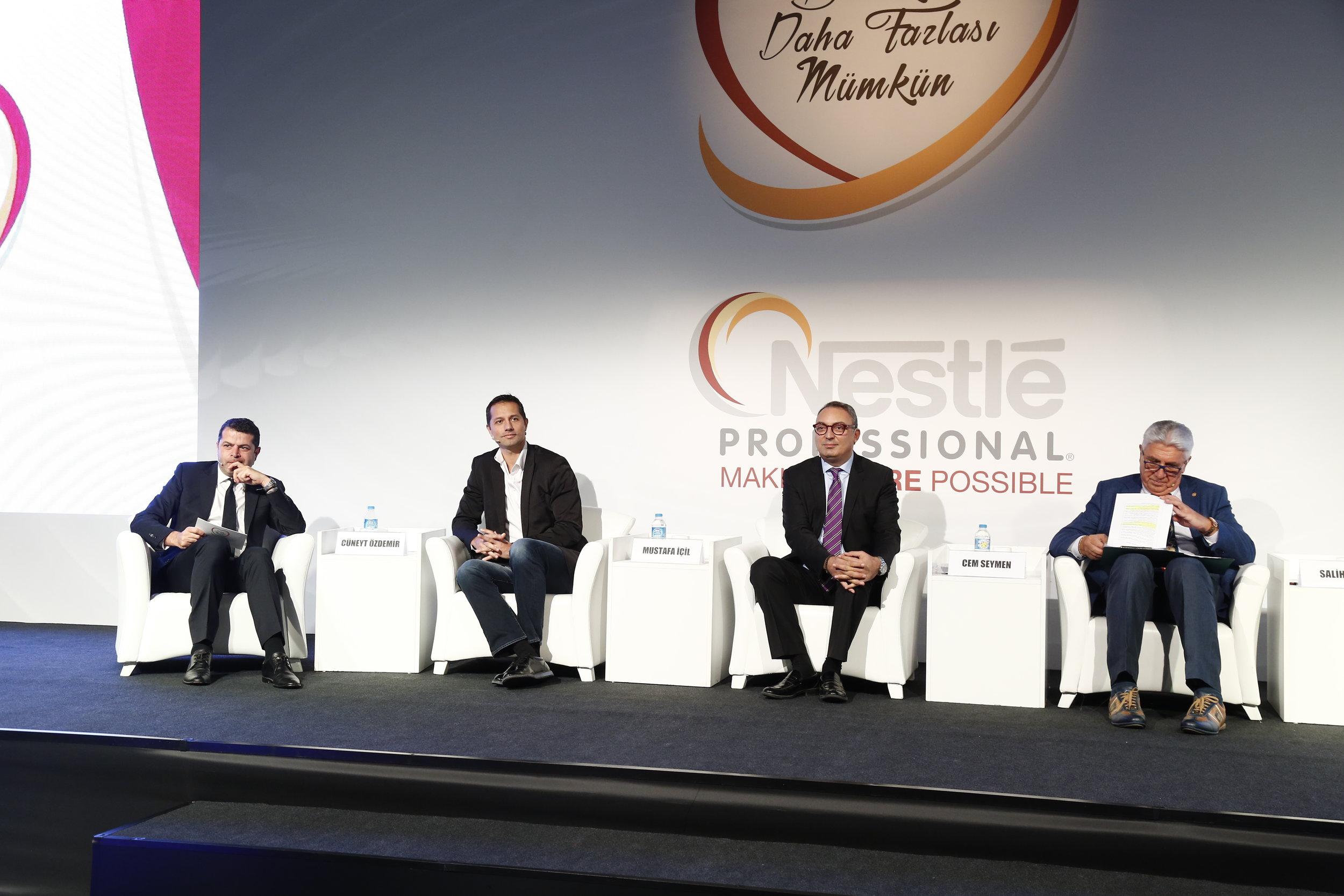2017-12 (Nestle Professional Antalya Etkinliği)