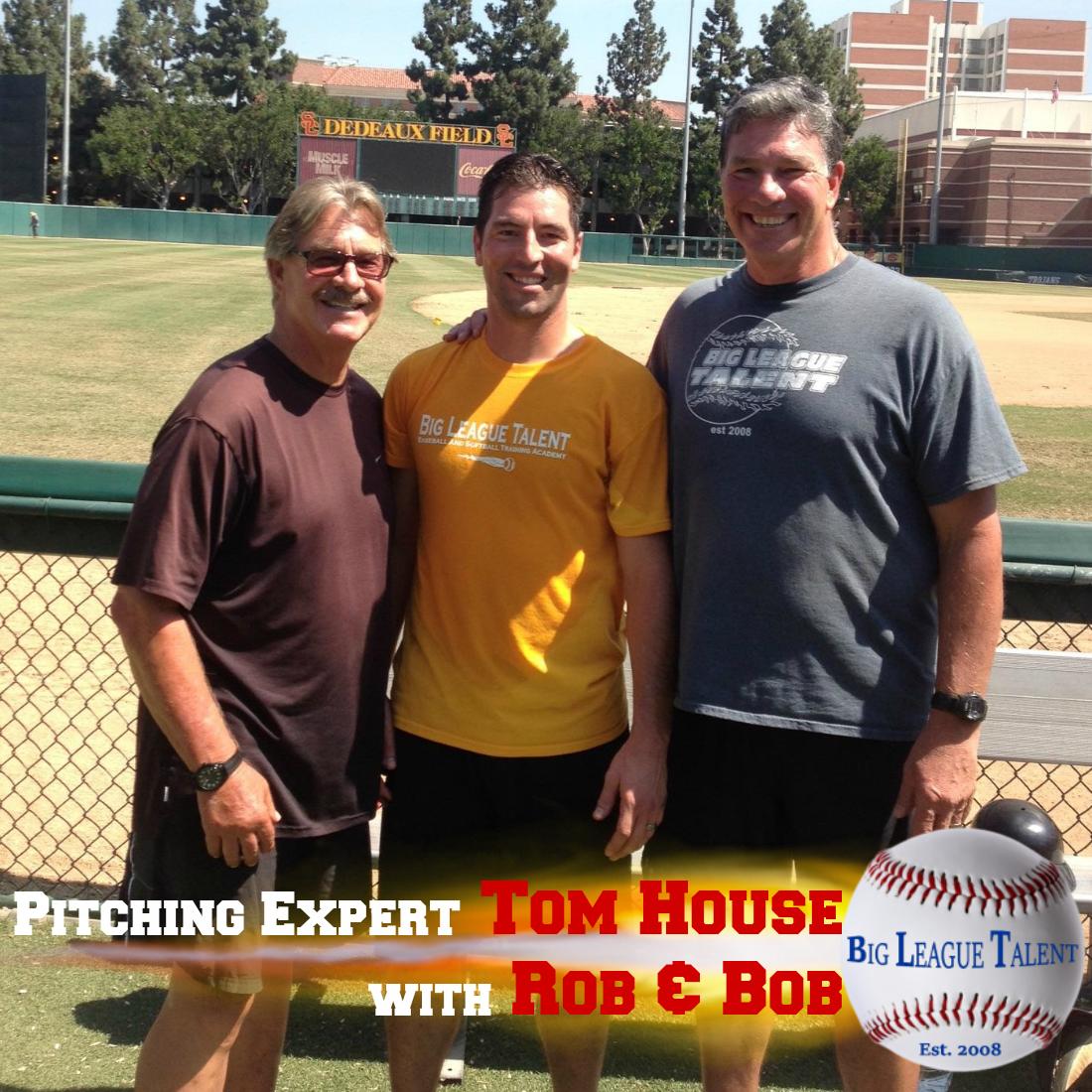 Tom House, Rob Semerano & Bob Semerano