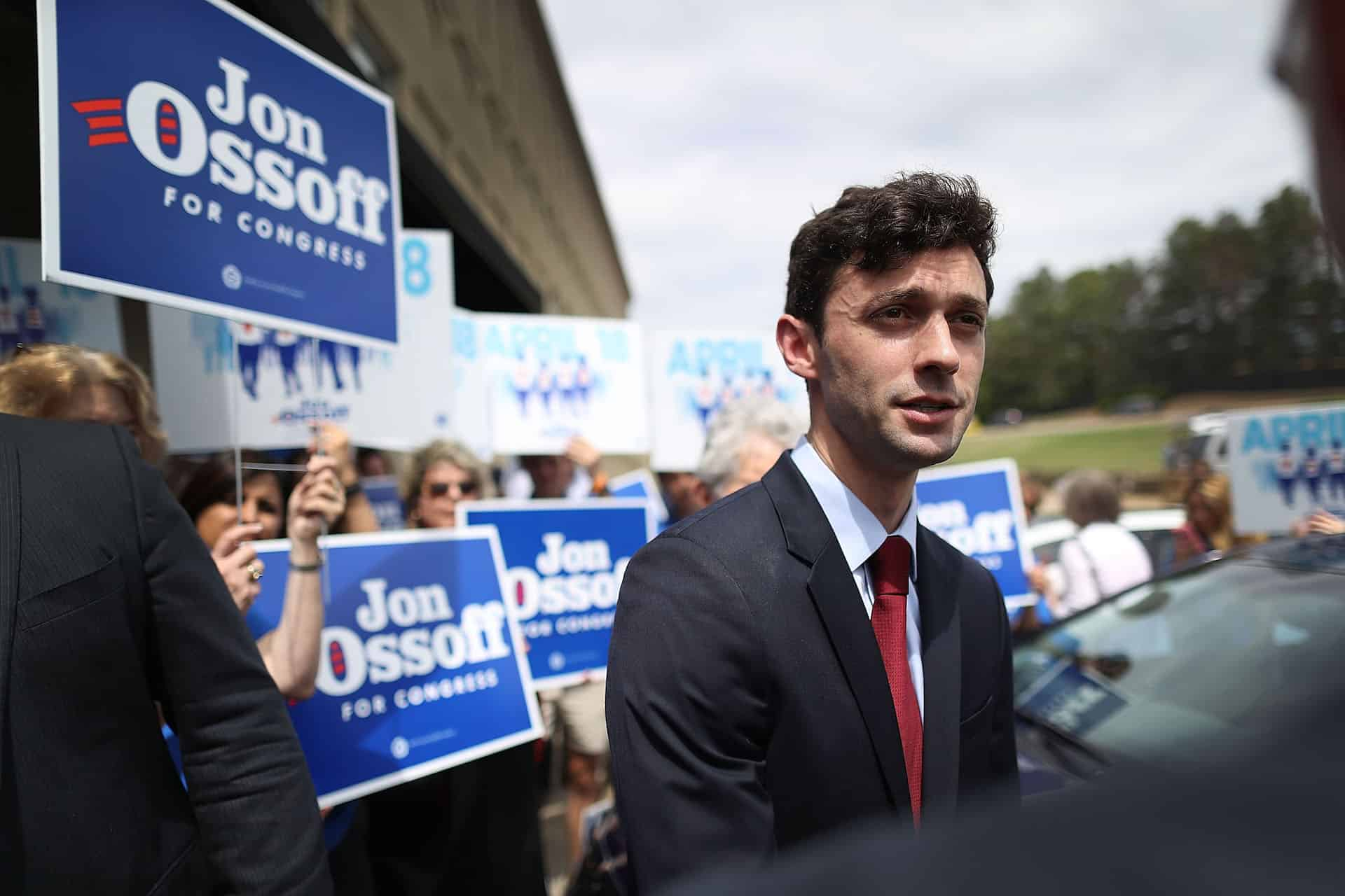 The most expensive House race in history  - Democrats spent $30 million to lose Georgia's special election