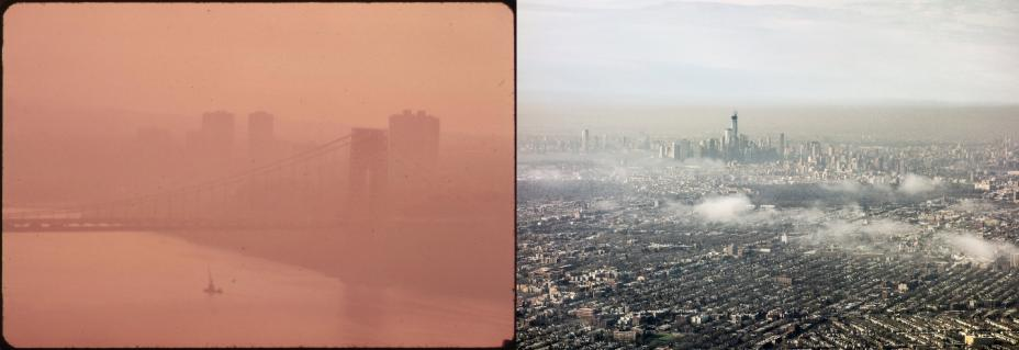 New York City: 1973 vs. 2013 -  EPA