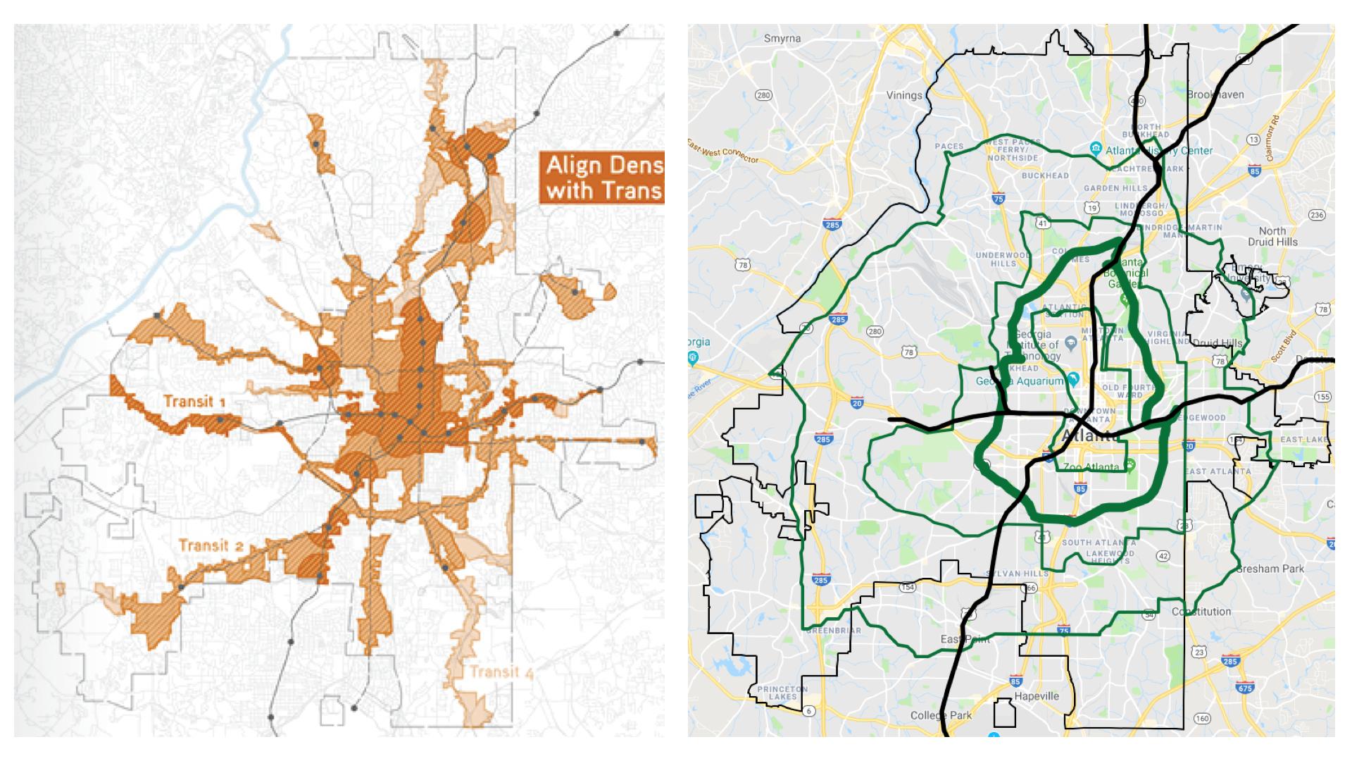 Aligning Transit with Density