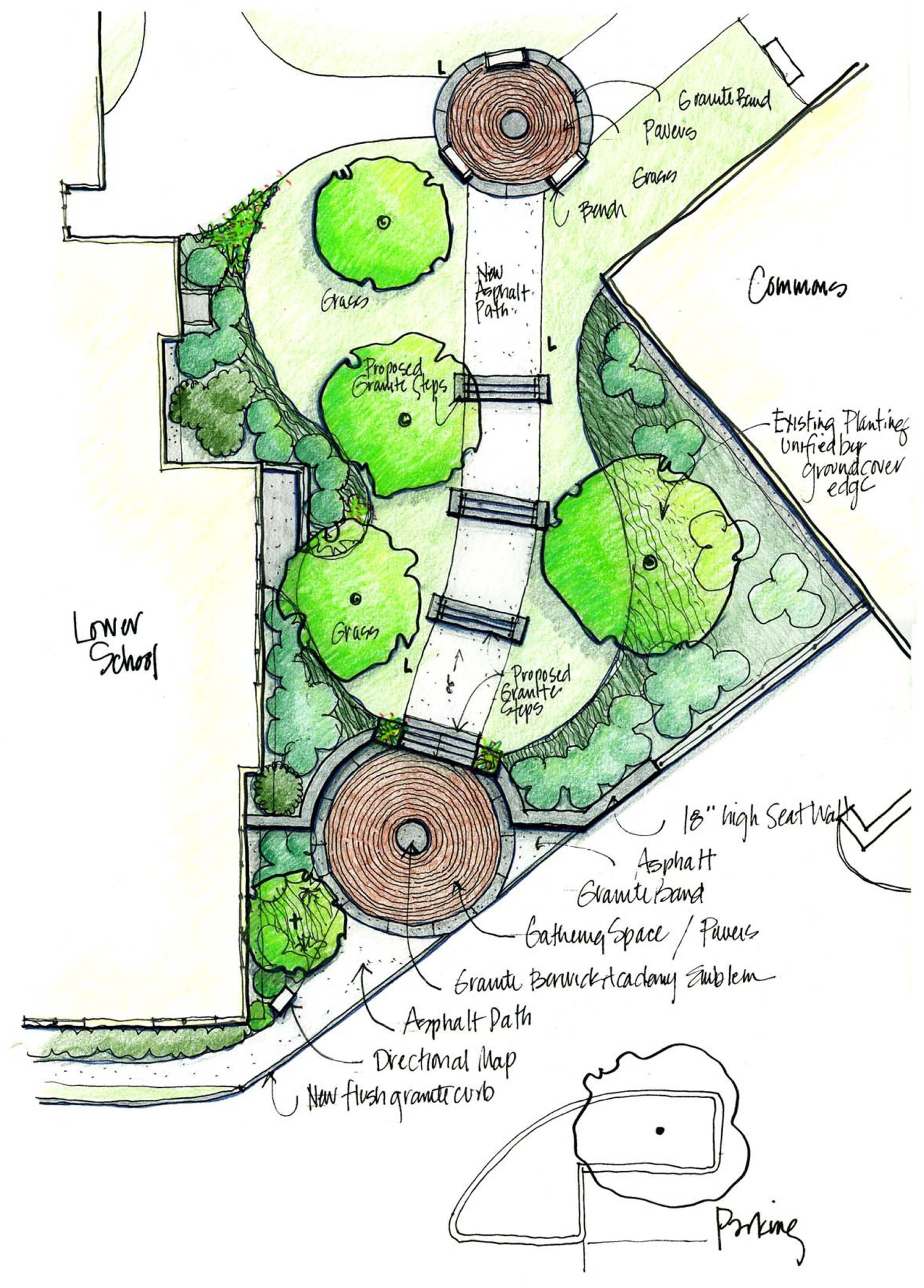 North Entry Landscape Plan color.jpg
