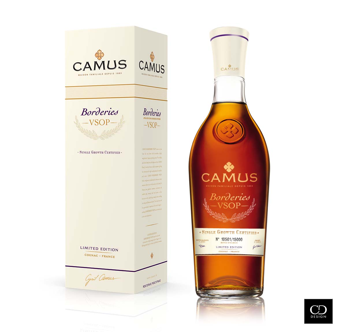 CAMUS Borderies VSOP Limited Edition 2013