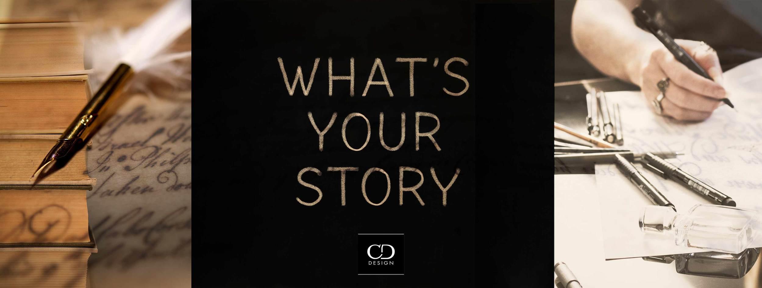 Création de story-telling, positionnement de marque