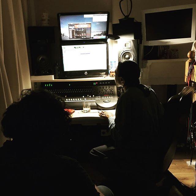 Monsieur Jaguar 🐆 Lafayette #mixing it up! #newmusic #newsongs #rocknsoul #areyoucurious? #curioushour #guitars #vocal #drums #bass #soundengineer #recordingstudio