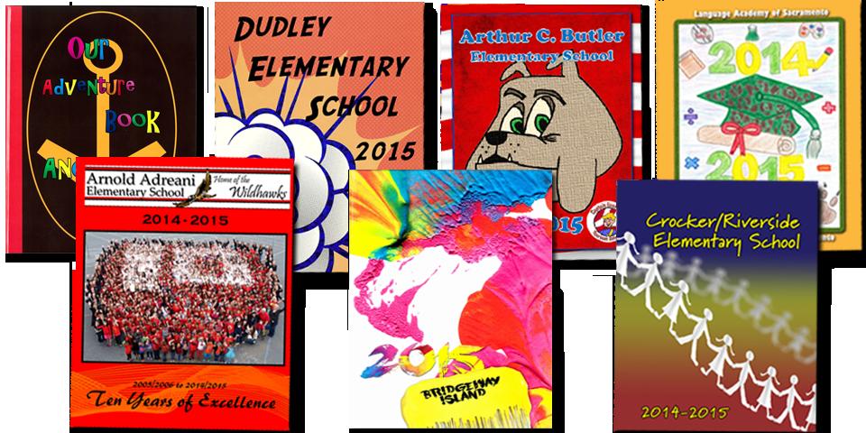 Excel Custom Yearbook Covers